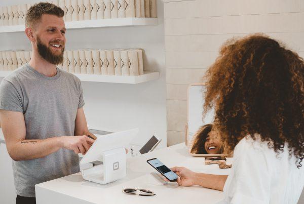 Happy employees = happy customers